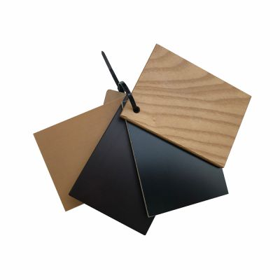 Wood samples Eames Plastic Chair DSW, DAW Vitra