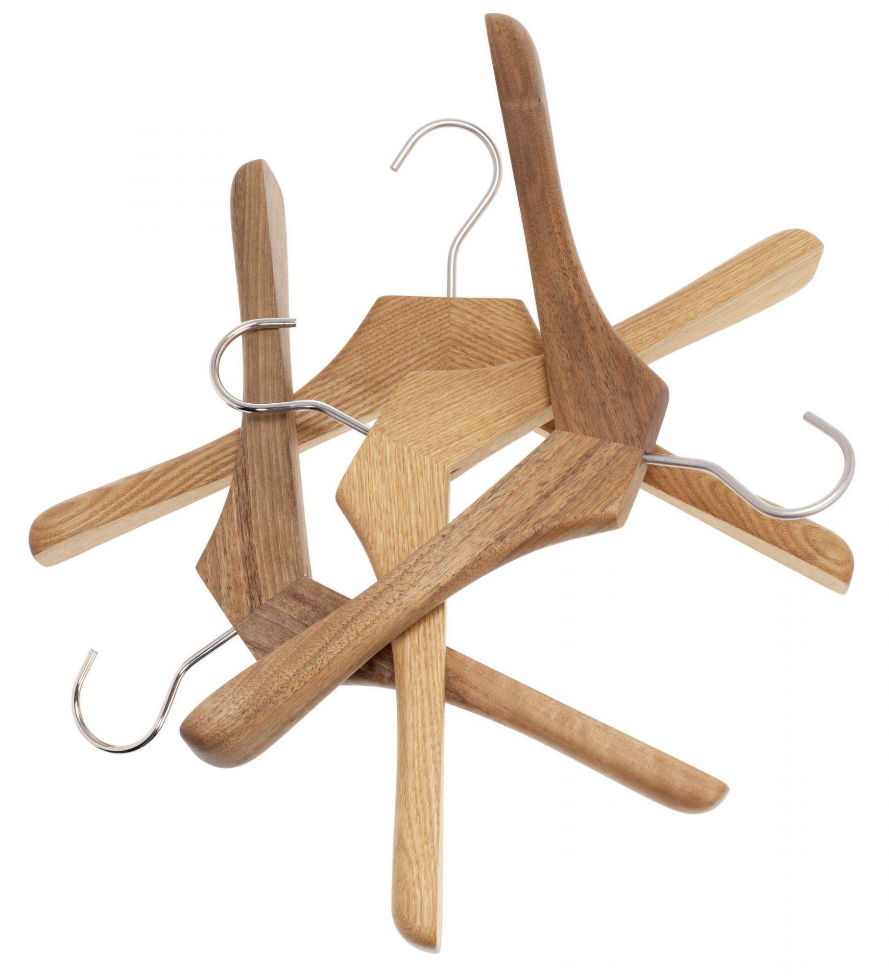 0112. coat hanger set of 4 Schönbuch