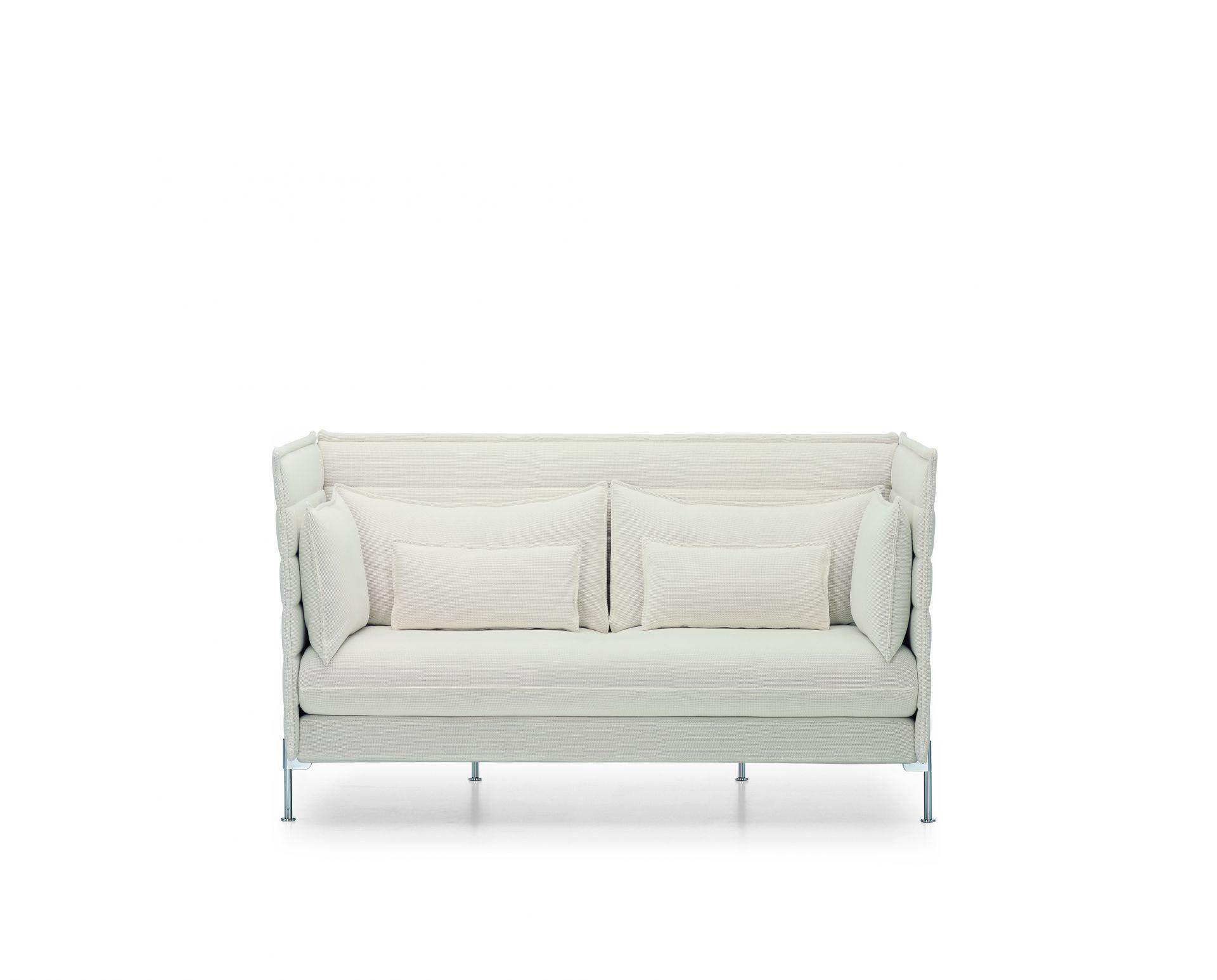 Alcove two-seater Sofa Vitra