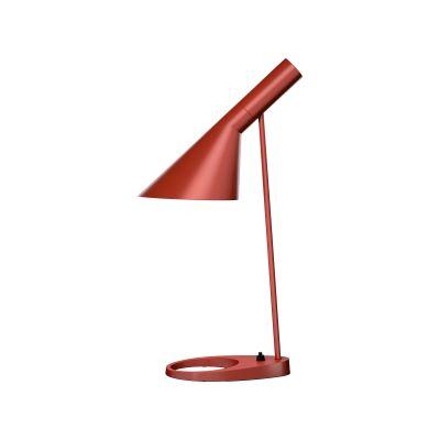 AJ table lamp rust Louis Poulsen