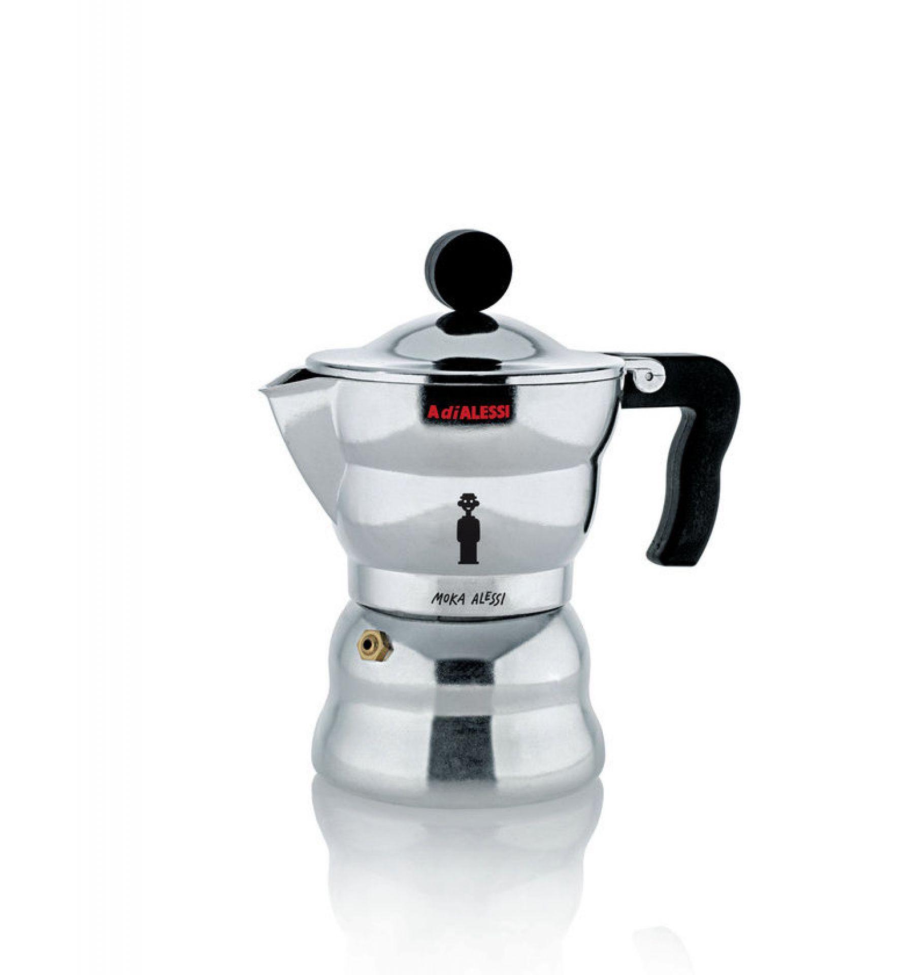 Moka Espressomaschine AAM33/3 / AAM33/6 Alessi