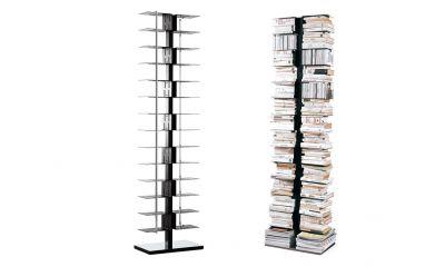 Ptolomeo book/ CD stand PTX2 Opinion Ciatti