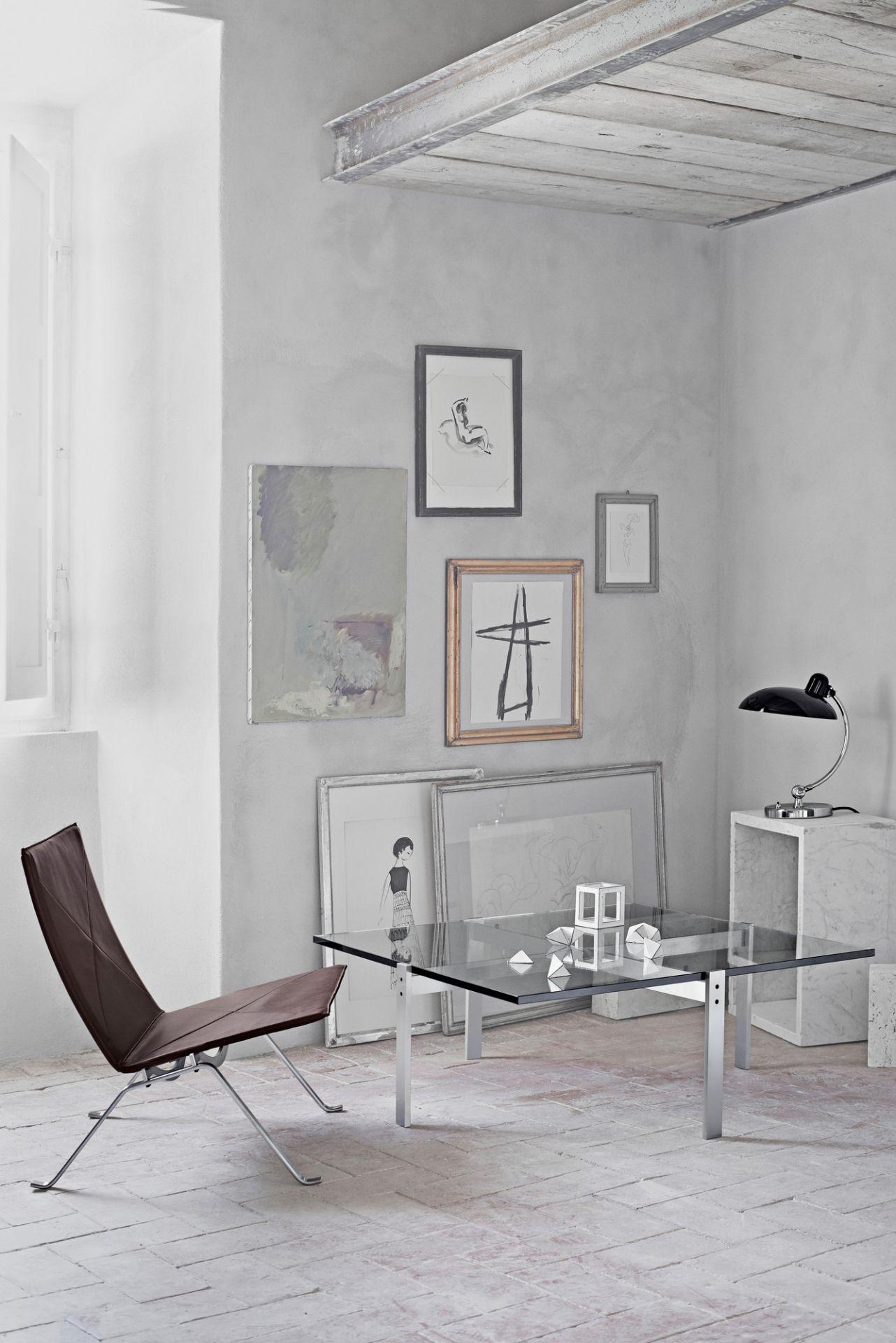 6631 T Luxus Table lamp KAISER idell Fritz Hansen dark green