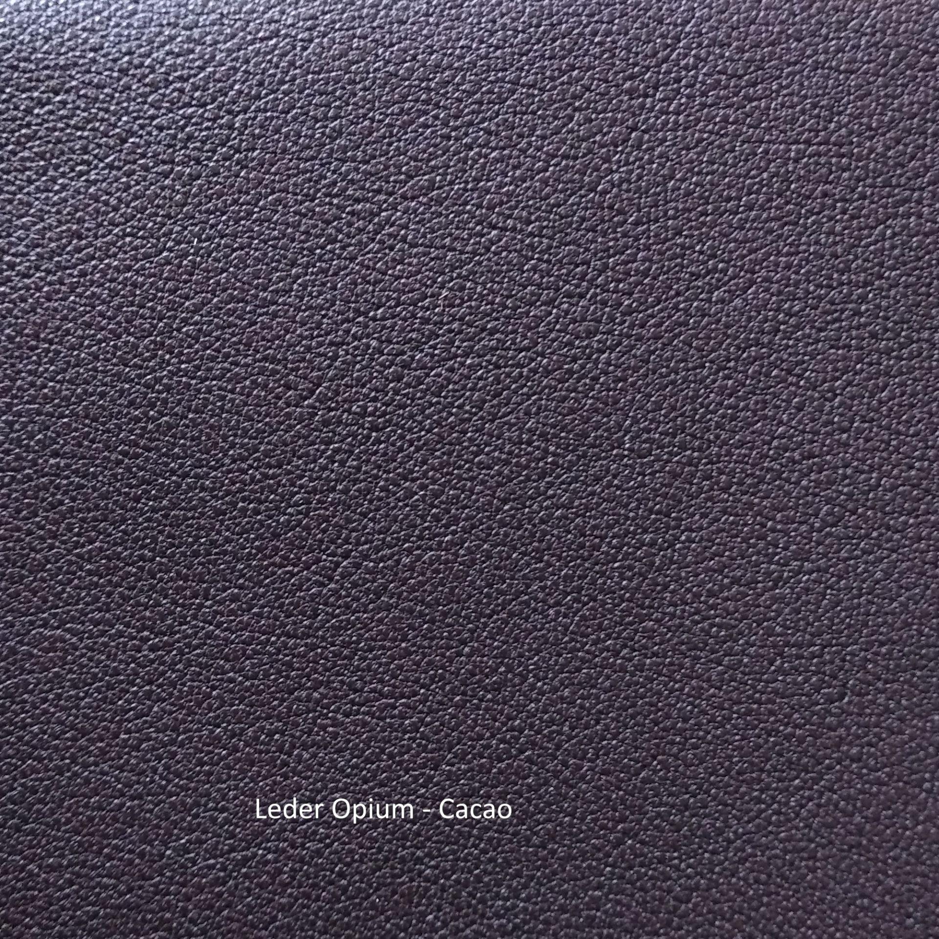 Leather samples Opium Freifrau Sitzmöbelmanufaktur